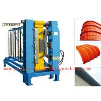 Quality High Grade 45# Steel Arch Bending Machine , PVC Door and Window Making Machines wholesale