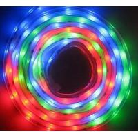 China 20mA 80Ra 12v PVC 5050 SMD led strip light 800lm with Low power consumption on sale