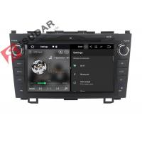 Quality 8 Inch HD Screen Android Touch Screen Car Radio , HONDA CRV DVD Player Head Unit wholesale