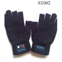 Buy cheap bluetooth touch screen gloves iphone gloves ST001 magic gloves from wholesalers