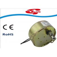 Cheap TYC50 3W AC Synchronous Electric Motor CW/CCW Rotation With 50/60hz Frequency for sale