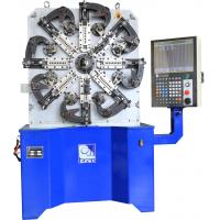 Quality Three Axes CNC Spring Machine Spring Forming Machine With Link Rocker Design wholesale