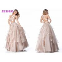 Quality Classic Two Pieces Prom Ball Gowns Puffy Quinceanera Big Ball Gown Wedding Dresses wholesale