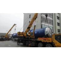 Quality Steam curing 2*31M or customized Sand high pressure autoclaves for hollow Block Brick wholesale
