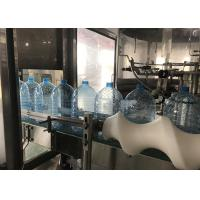 Cheap CE Automatic 5 Gallon Water Filling Machine Mineral Drink Water Barrel Packaging for sale