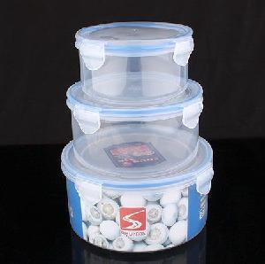 Quality Plastic Food Box 3PCS Set wholesale