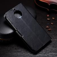Quality Motorola G5s G6 Leather Wallet Case With Soft Tpu , Motorola Protective Case wholesale