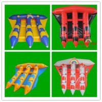 Quality Inflatable Banana Boat , Water Game PVC Tarpaulin Inflatable Water Flying Fish(CY-M2730) wholesale