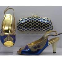 Quality Modern Lady Shoes and Bag Set wholesale