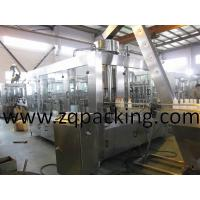 China Gold Supplier PET Bottle Automatic Filling Machine For Juice on sale