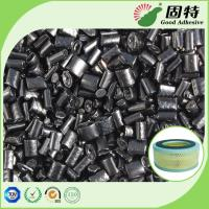 China Industrial Strength Hot Glue Pellets , High Viscosity Milk white /Black EVA Hot Melt Glue,Bonding Hot Melt Glue Adhesive on sale