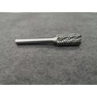 Quality Full Size Cylindrical End Cut Tungsten Carbide Rotary Burrs Cutting Tools Part wholesale