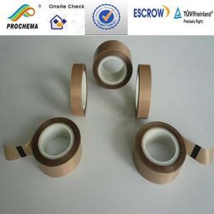 China Teflon Adhesive tape, Teflon high temperature Adhesive tape, PTFE adhesive tape on sale