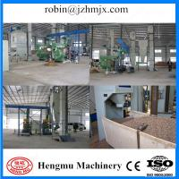 China High capacity and low energy consumptio hot sale complete wood pellet line on sale