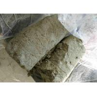 China Wear Resistance Plastic Refractory For Boiler / High Alumina Castable Refractory on sale