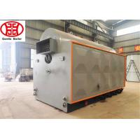 Quality Industrial Fixed Grate Coal Biomass Wood Fired Steam Boiler For Paper Making Plant wholesale