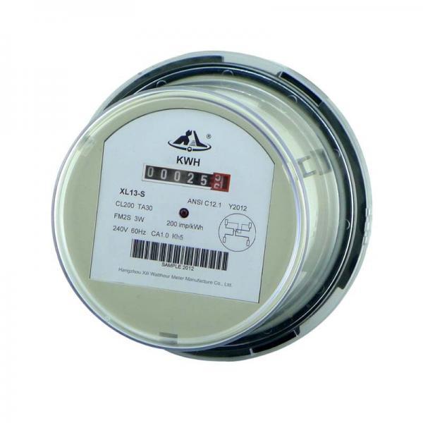 Kilowatt Meter: Cheap Smart Electromechanical Socket Energy Meter