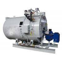 Quality Big Multi Flue Gas Tube Oil Fired Water Steam Boiler Heating System , 5 Ton wholesale