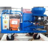 Quality Sincola SHT38 Stucco Sprayer Putty Mortar Spraying Machine Stainless Steel 4m3 / H wholesale