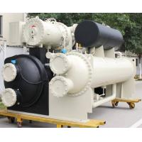 China 1793kW - 2690kW Centrifugal Chiller Using Water Cooled Falling Film Evaporator on sale