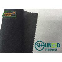 Double Dot PA Coating Fusible Woven Interlining Soft Handfeeling P2030 Elastic