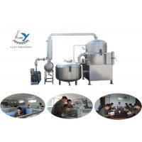China Customized Snacks Frying Machine / Vacuum Fryer For Fruit And Vegetable Chips on sale