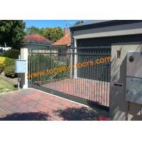 Quality Cantilever Gates Smart Electric Sliding Doors For Commercial Or Industrial Use wholesale