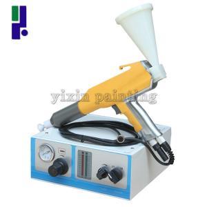 Portable Electrostatic Powder Coating Equipment 20 - 85 KV Voltage Output