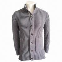 Quality Unisex Sweater, Gray, Fashionable, Made of 100% Cotton, Men's Casual Wear, Women Casual Knitted Wear wholesale