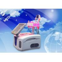 China Lipo Laser Body Slimming RF Beauty Equipment For Weight Lose , Skin Tightening on sale