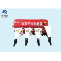 China Mini Rice Combine Harvester Machine , Paddy Harvesting Machine For Forage on sale
