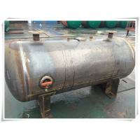 Quality 230 Psi Pressure Compressor Air Storage Tank Replacements Horizontal / Vertical wholesale