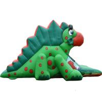 Quality Toddler Inflatable Dinosaur Dry Slide Playground Pvc Combo Bounce Toboggan wholesale
