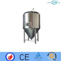 Quality Stainless Sanitary Brewing v Vessel Fermenters Equipment No Dead Corner wholesale