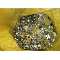 China Standard Metal Flat Washers DIN125 , Plain Carbon Steel Washers Corrosion Resistance on sale