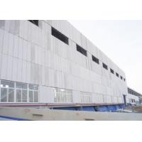 Concrete AAC Slab Panel Plant Lightweight Wall Panel Machine 380kw - 450kw Light weight and high strength