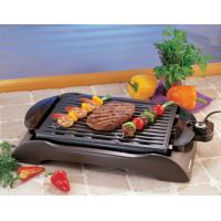Quality 1200w The most advanced Glass indoor electric bbq grill wholesale