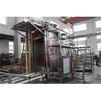 Quality 12000cph Aluminum Empty Can Depalletizer , Filling And Capping Machine wholesale