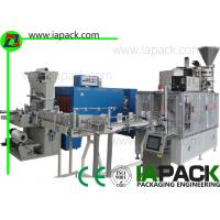 China 30kw Power Flour Powder Bag Filling Machine 16 - 22 Bags / Min Capacity on sale