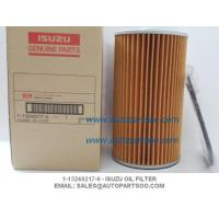 Quality Oil Filter for ISUZU Truck Oil Filter 1-13240217-0 wholesale