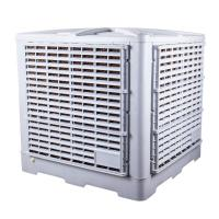 China hot sale airflow 30000 m3/h wall mounted evaporative air cooler on sale