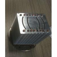 Quality High Precision Copper Pipe Heatsink Aluminum Stacked Fin Heatsink For LED And CPU wholesale