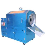 Quality Electric Heating Cashew Peanut Roasting Machine , Almond Nut Snack Food Processing Equipment wholesale