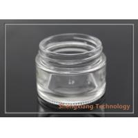 Quality Hot sale 30ml face cream glass jar with frost / painting surface treatment available , D56mm×H41.5mm wholesale