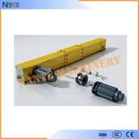 Quality Bridge Electric Steel Crane End Carriage 3 Phase 380V 50HZ Customized wholesale
