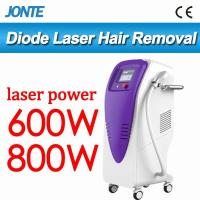 Quality Microchannel 808nm Diode Laser Hair Removal Machine with Medical CE wholesale