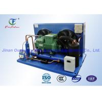 3 Phase Bitzer Reciprocating Compressor Chiller For Commercial Walk-in Freezer