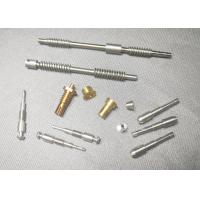 China Smooth CNC Machining Metal Parts Threaded Hydraulic Pipe Fittings on sale