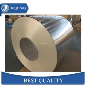 Quality 6063 6082 6061 Anodized Aluminum Coil Stock Construction Material Non Stick wholesale