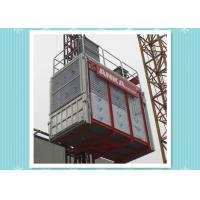 Quality Construction Passenger And Material Hoist / Rack & Pinion Elevator wholesale